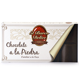 CHOCOLATE A LA PIEDRA 200G. Chocolates