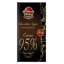 Chocolate Negro 95% Cacao